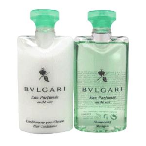 Bvlgari Eau Parfumee au the vert (ブルガリ グリーン ティー) 2.5 oz (75ml) シャンプー & ヘアーコンディショナー