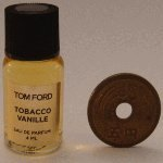 Tom Ford Private Blend 'Tobacco Vanille' (トムフォード プライベートブレンド タバコバニラ) 4ml EDP ミニボトル (手詰めサンプル)