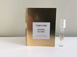 Tom Ford Private Blend 'Soleil Blanc' (トムフォード プライベートブレンド ソレイユ ブラン) 4ml EDP ミニボトル (手詰めサンプル)