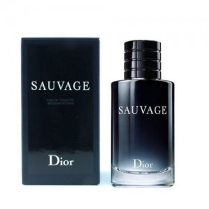 Dior Sauvage Eau de Toilette (ディオール サベージュ) 0.34 oz (10ml) EDT Mini (ミニチュア) by Christian Dior
