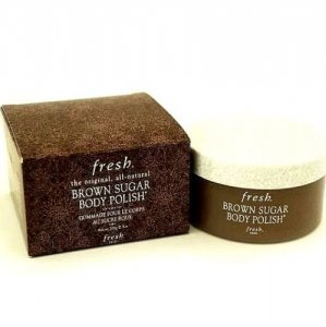 Fresh BROWN SUGAR BODY POLISH (フレッシュ ブラウンシュガー ボディーポリシュ) 7.0 oz (210g) by Fresh