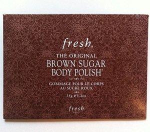 Fresh BROWN SUGAR BODY POLISH (フレッシュ ブラウンシュガー ボディーポリシュ) 1.2 oz (35g) by Fresh