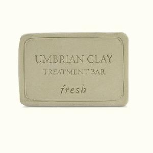 【Fresh】 UMBRIAN CLAY TREATMENT BAR (フレッシュ アンブリアンクレイ トリートメントバー) 7.1 oz (200g) by Fresh for Women