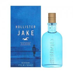 Hollister Jake (ホリスター ジェイク) 1.7 oz (50ml) Cologne Spray for Men (New / Blue Package)