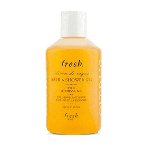 【Fresh】 CITRON DE VIGNE BATH & SHOWER GEL (フレッシュ シトロンデヴァイン バス&シャワージェル) 10 oz (300ml)