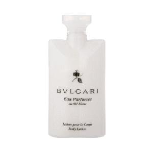 【Bvlgari 】Eau Parfumee Au The Blanc (ブルガリ オー パフュ-メ オウ ブラン=ホワイトティー)75mlBody Lotion ボディーローション