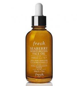 Fresh Seaberry Moisturizing Face Oil (フレッシュ シーベリー モイスチャライジング フェイスオイル) 1.7 oz (50ml)