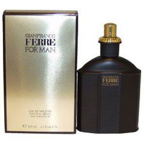 Ferre (フェレー) 4.2 oz (126 ml) EDT Spray by Gianfranco Ferre for Men