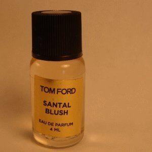 Tom Ford Private Blend 'Santal Blush' (トムフォード プライベートブレンド サンタルブラッシュ) 4ml EDP ミニボトル (手詰めサンプル)