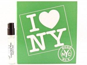 I Love New York for Earth Day (アイラブニューヨーク フォー アースデー) 1.7 ml EDP Sample (メーカーオリジナルサンプル)by Bond No.9