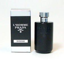 Prada L'Homme Intense(プラダ ル オム インテンス) 0.3 oz (9ml) EDP Miniature ミニチュア