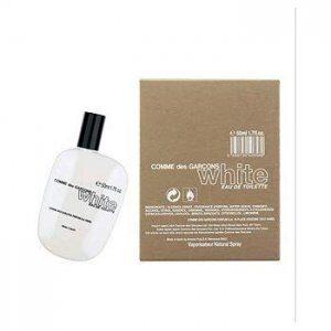 Comme des Garcons White (コムデギャルソン ホワイト) 1.7 oz (50ml) EDT Spray for Unisex