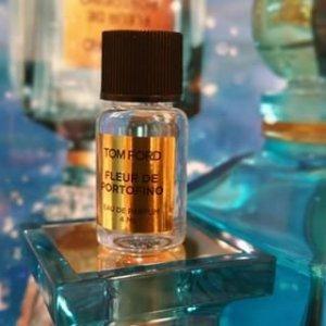 Tom Ford Private Blend 'Fleur de Portfino' (トムフォード プライベートブレンド フルー デ ポートフィーノ) 4ml EDP ミニボトル (手詰めサンプル)