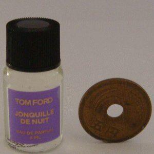Tom Ford Private Blend 'Jonquille de Nuit' (トムフォード プライベートブレンド ジョンクイュデニュィ) 4ml EDP ミニボトル (手詰めサンプル)