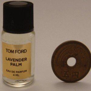 Tom Ford Private Blend 'Lavender Palm' (トムフォード プライベートブレンド ラベンダーパーム) 4ml EDP ミニボトル (手詰めサンプル) …