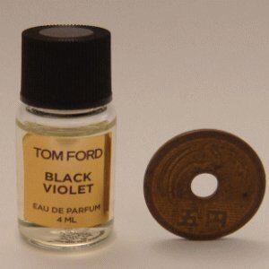 Tom Ford Private Blend 'Black Violet' (トムフォード プライベートブレンド ブラック ヴァイオレット) 4ml EDP ミニボトル (手詰めサンプル)