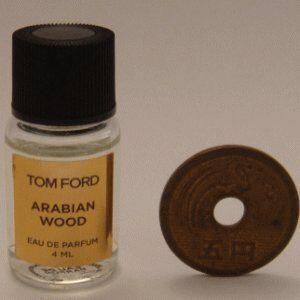 Tom Ford Private Blend 'Arabian Wood' (トムフォード プライベートブレンド アラビアン ウッド) 4ml EDP ミニボトル (手詰めサンプル)