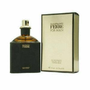 【Gianfranco Ferre  】(フェレー) 75ml 2.5 oz Spray for Men