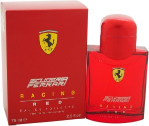 【FERRARI】Racing red(フェラーリレーシングレッド)75ml EDT spray for Men