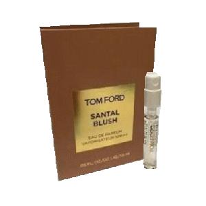 【Tom Ford】 Private Blend 'Santal Blush' (トムフォード プライベートブレンド サンタルブラッシュ) 1.5 ml EDP Sample