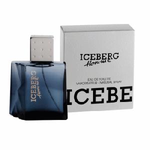 【Ice barg】ICEBERG HOMME(アイスバーグ オム) Cologne 3.4oz/100ml EDT Spray for Men