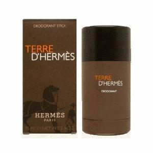 Hermes Terre Deodorant Stick (エルメス  テラ)2.6oz (75ml) alcohol-free
