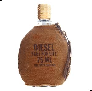 Diesel Fuel For Life (ディーゼル フューエル フォー ライフ) 2.6oz (77ml) EDT Spray for Men