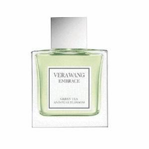 Vera Wang Embrace Green Tea & Pear Blossom (ヴェラウォン エンブレイス グリーンティー&ペアブロッサム)1.0oz (30ml)