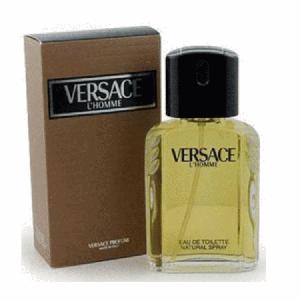 Versace L'Homme (ヴェルサーチ オム ) 3.4oz (100ml) EDT Spray