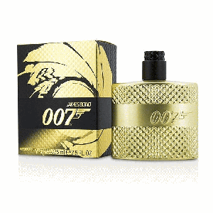 Eon Productions James Bond 007 Limited 50th Anniversary Edition Gold 2.5oz (75ml) EDT Spray