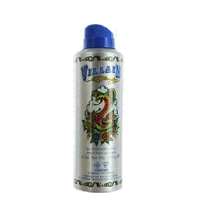 Christian Audigier Ed Hardy Villain ( エド・ハーディー  ヴィラン) 6.0oz (178ml) Body Spray