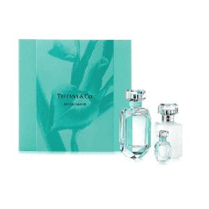 Tiffany Eau De Parfum 3-Piece Prestige Gift Set(ティファニーギフトセット)
