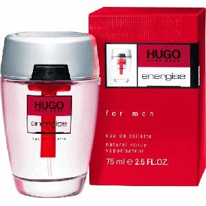 Hugo Energise (ヒューゴ エナジース) 4.2 oz (126ml) EDT Spray by Hugo Boss for Men