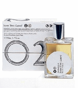 Comme des Garcons Monocle Scent Two Laurel コムデギャルソン モノクル セント2 ローレル1.7 ozEDT Spray for Unisex