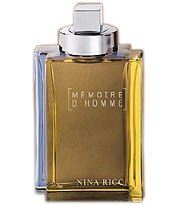 Memoire D'Homme (メモワール ディ オム) 2.0 oz (60ml) EDT Spray by Nina Ricci for Men