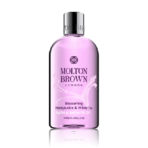 Molton Brown Blossamming Honeysuckle & White Tea  1.0 oz (30ml) Bath & Shower Gel トラベルサイズ