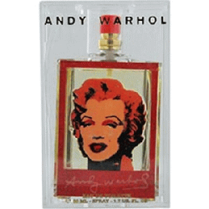 Andy Warhol Marilyn Red 1.7 oz (50ml) EDT Spray for Women