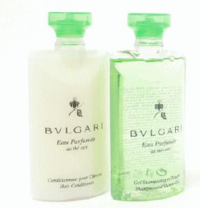 Bvlgari Eau Parfumee au the vert (ブルガリ オー パフュ-メ オウ ザ バート / グリーン ティー) シャンプー・シャワージェル & ヘアーコンディショナー