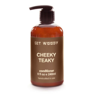 Kaori Cafe オリジナル Get Woody CHEEKY TEAKY Condditioner