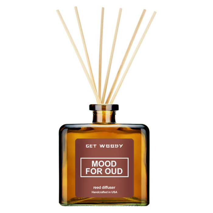 Kaori Cafe オリジナル Get Woody MOOD FOR OUD Read Diffuser