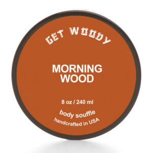Kaori Cafe オリジナル Get Woody Morning Wood Body Souffle