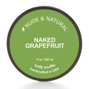 Kaori Cafe オリジナル naked Grapefruit Body souffle