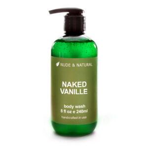 Kaori Cafe オリジナル naked Vanilla Body wash