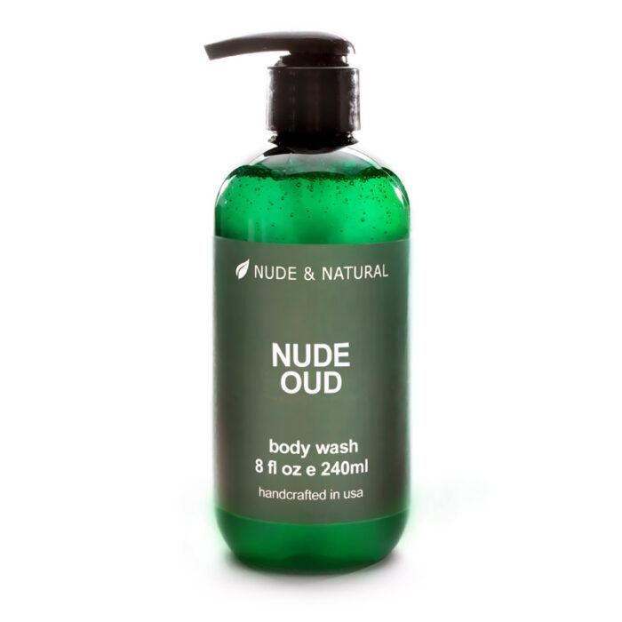 Kaori Cafe オリジナル Nude Oud Body Wash