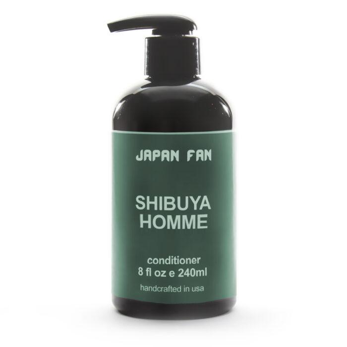 Kaori Cafe オリジナル Japan Fan SHIBUYA HOMME Conditioner